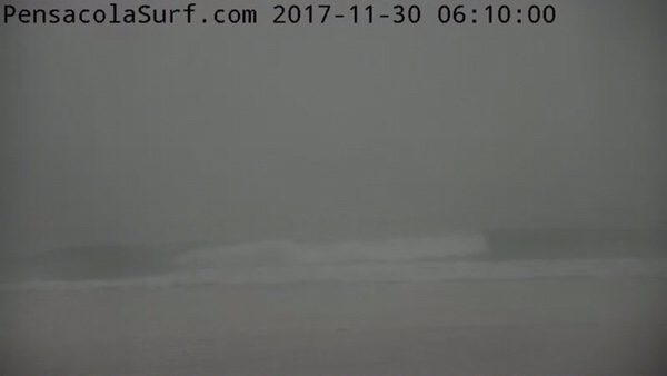 Thursday Morning Beach and Surf Report 11/30/17
