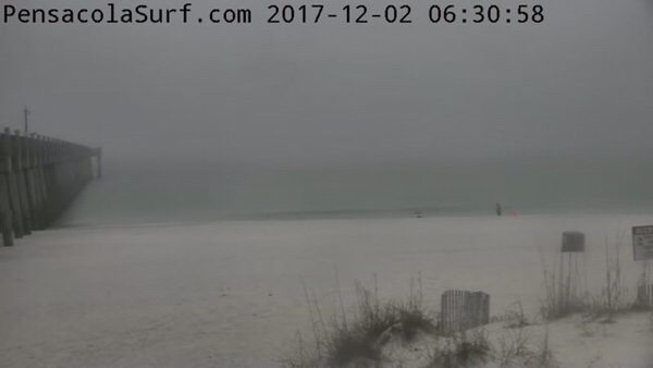Saturday Morning Beach and Surf Report 12/2/17