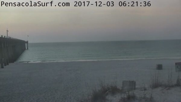 Sunday Morning Beach and Surf Report 12/3/17