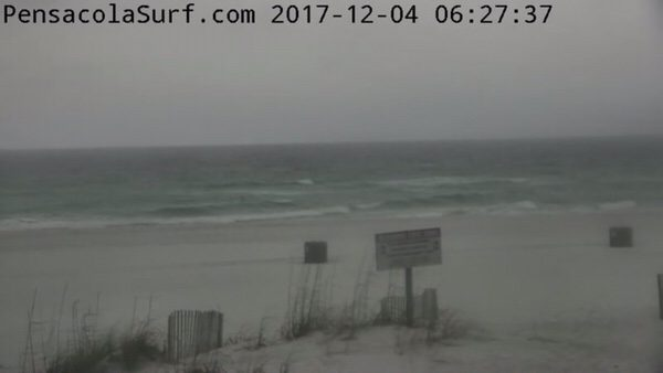 Monday Morning Beach and Surf Report 12/4/17