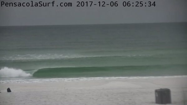Wednesday Morning Beach and Surf Report 12/6/17