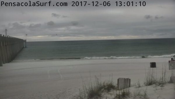 Wednesday Afternoon Beach and Surf Report 12/6/17