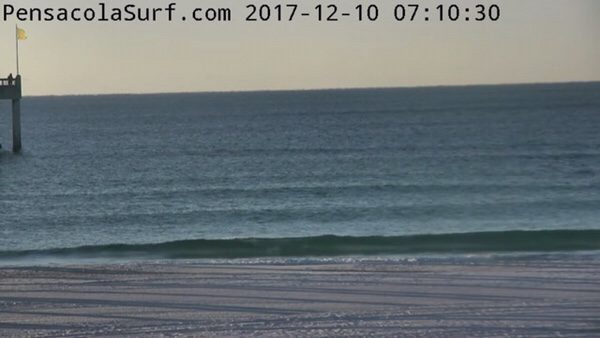 Sunday Morning Beach and Surf Report 12/10/17