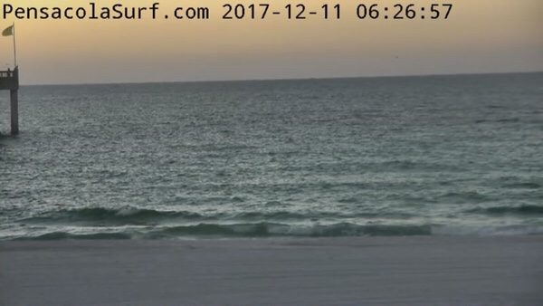 Monday Morning Beach and Surf Report 12/11/17
