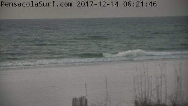 Thursday Morning Beach and Surf Report 12/14/17