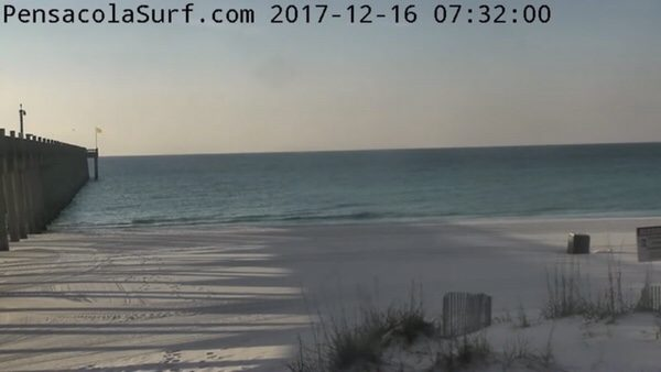 Saturday Morning Beach and Surf Report 12/16/17