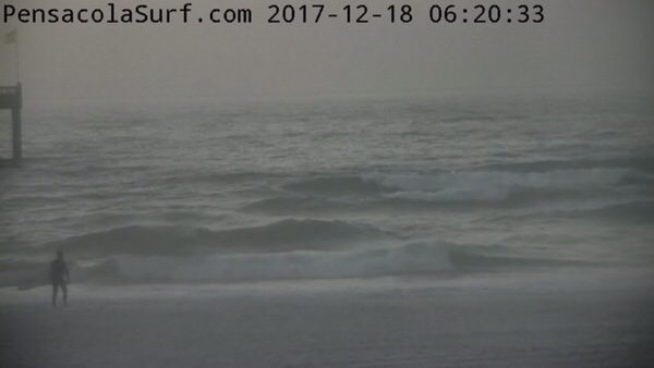 Monday Morning Beach and Surf Report 12/18/17