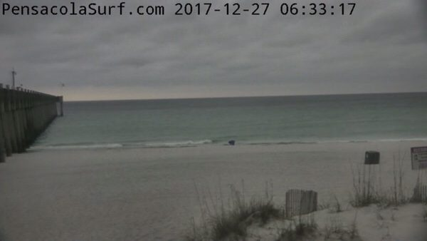 Wednesday Morning Beach and Surf Report 12/27/17