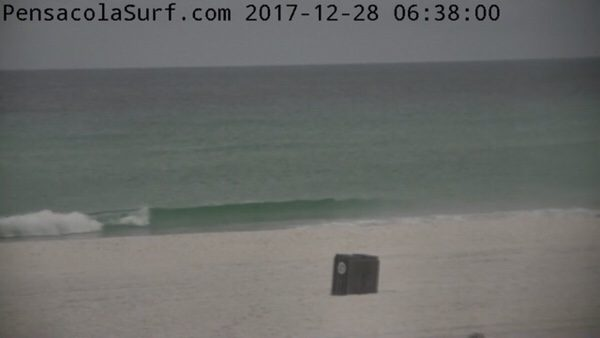Thursday Morning Beach and Surf Report 12/28/17