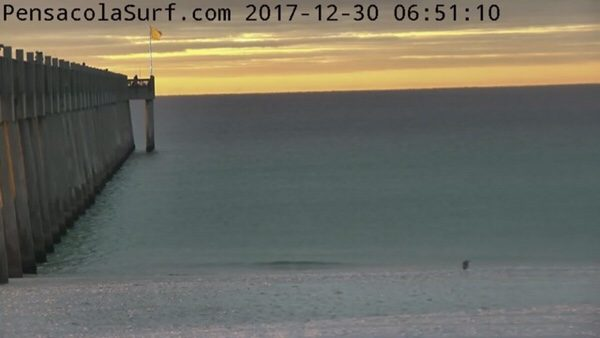 Saturday Morning Beach and Surf Report 12/30/17