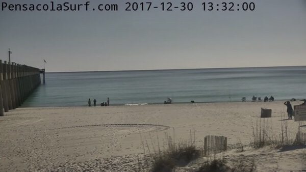 Saturday Afternoon Beach and Surf Report 12/30/17