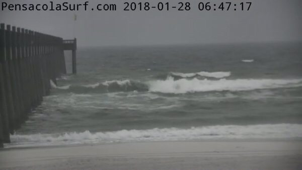 Sunday Morning Beach and Surf Report 1/28/18