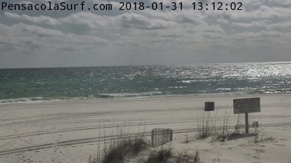 Wednesday Afternoon Beach and Surf Report 1/31/18