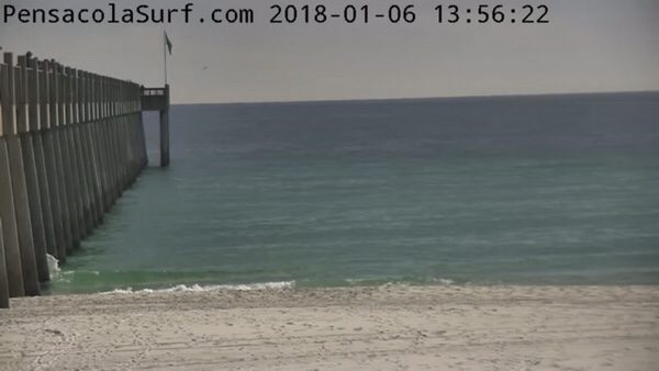 Saturday Afternoon Beach and Surf Report 1/6/18