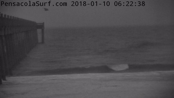 Wednesday Morning Beach and Surf Report 1/10/18
