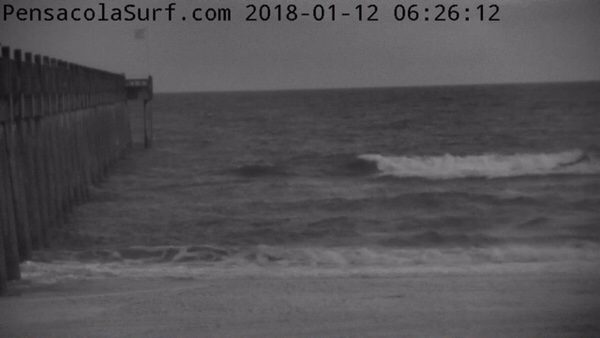 Friday Morning Beach and Surf Report 1/12/18