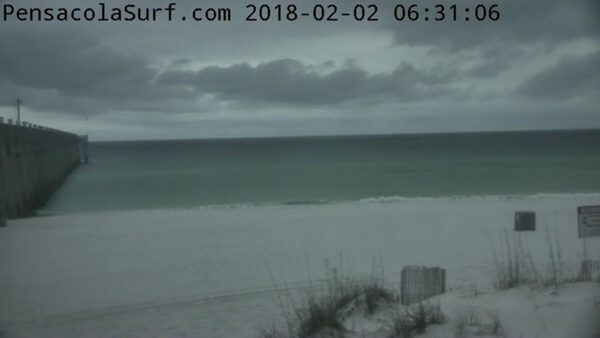Friday Morning Beach and Surf Report 2/2/18