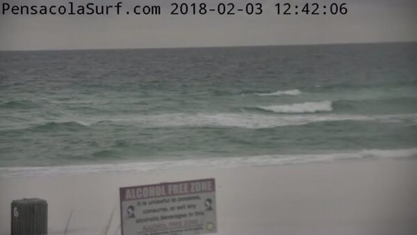 Saturday Afternoon Beach and Surf Report 2/3/18