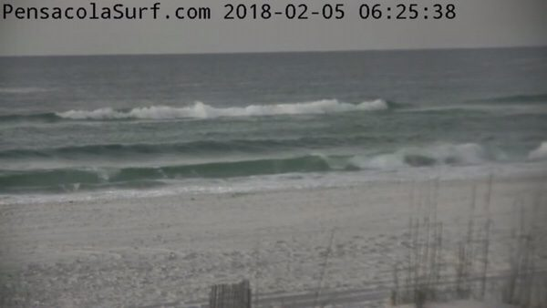 Monday Morning Beach and Surf Report 2/5/18