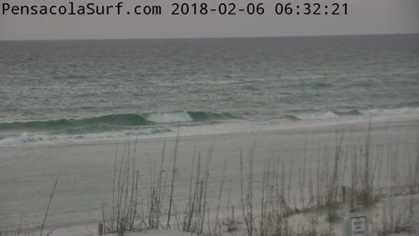 Tuesday Morning Beach And Surf Report 2/6/18