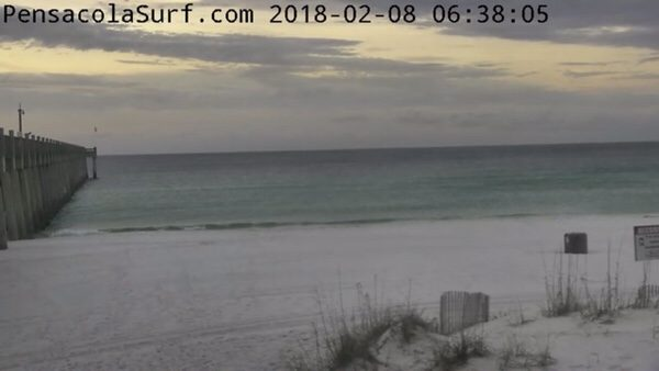 Thursday Morning Beach and Surf Report 2/8/18