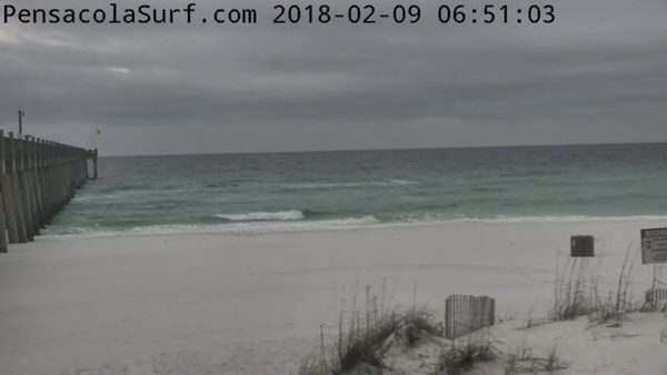 Friday Morning Beach and Surf Report 2/9/18