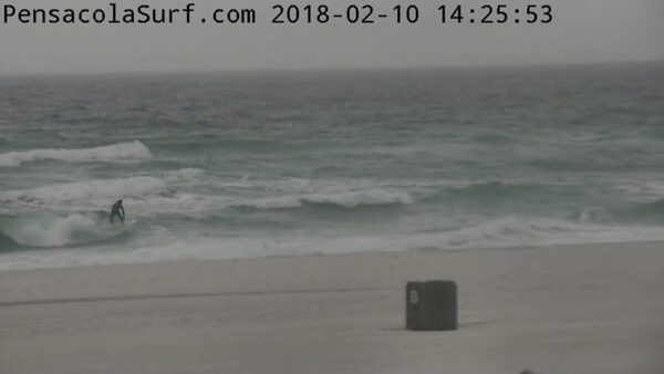 Saturday Afternoon Beach and Surf Report 2/10/18