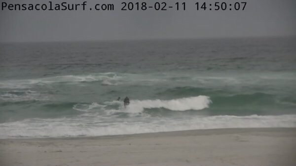 Sunday Afternoon Beach and Surf Report 2/11/18