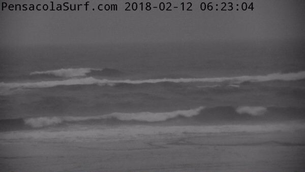 Monday Morning Beach and Surf Report 2/12/18