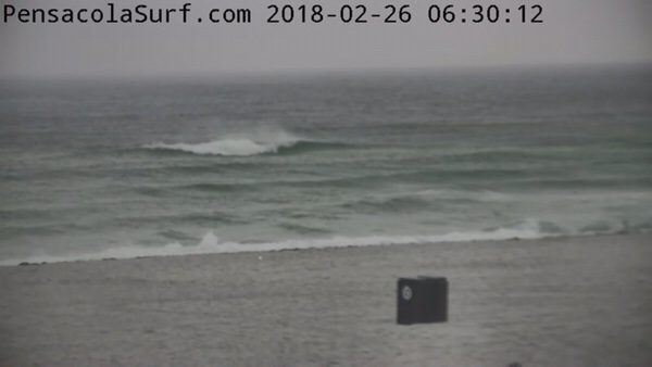 Monday Morning Beach and Surf Report 2/26/18