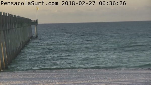 Tuesday Morning Beach and Surf Report 2/27/18