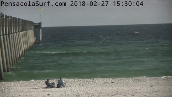 Tuesday Afternoon Beach and Surf Report 2/26/18