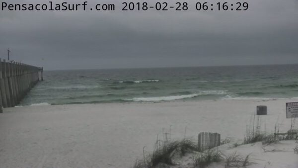 Wednesday Morning Beach and Surf Report 2/28/18