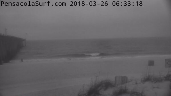 Monday Morning Beach and Surf Report 3/26/18