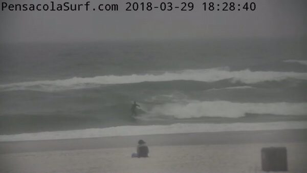 Thursday Evening Beach and Surf Report 3/29/18