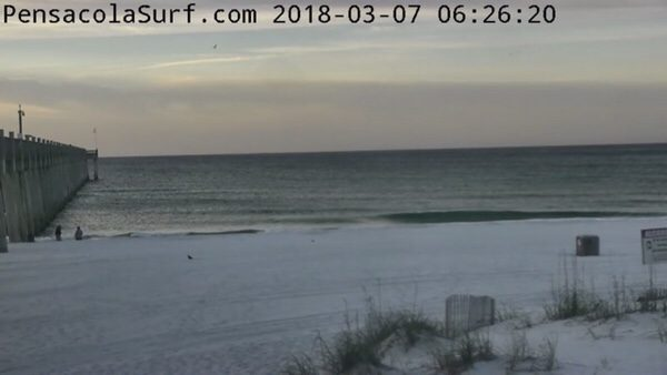 Wednesday Morning Beach and Surf Report 3/7/18