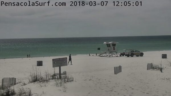 Wednesday Afternoon Beach and Surf Report 3/7/18