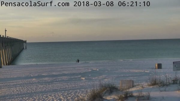 Thursday Morning Beach and Surf Report 3/8/18