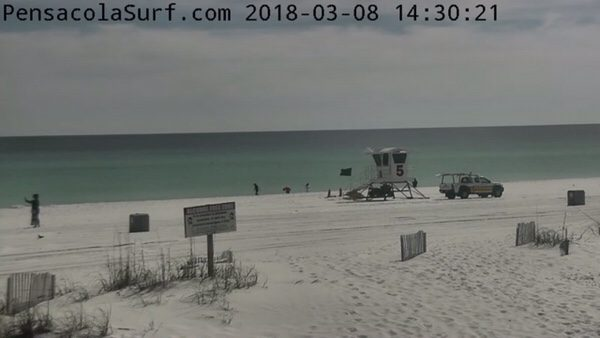 Thursday Afternoon Beach and Surf Report 3/8/18