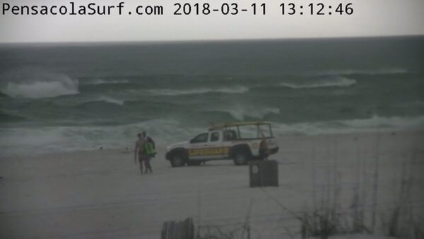 Sunday Afternoon Beach and Surf Report 3/11/18