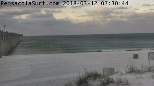Monday Morning Beach and Surf Report 3/12/18