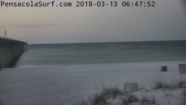 Tuesday Morning Beach and Surf Report 3/13/18