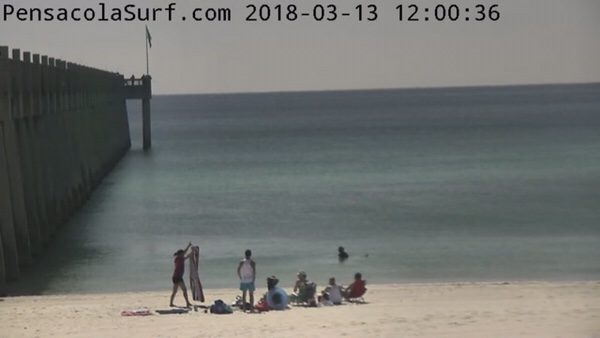 Tuesday Afternoon Beach and Surf Report 3/13/18