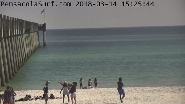Wednesday Afternoon Beach and Surf Report 3/14/18