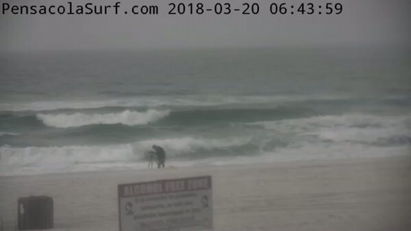 Tuesday Morning Beach and Surf Report 3/20/18