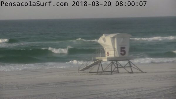 Tuesday Mid-Morning Surf Update