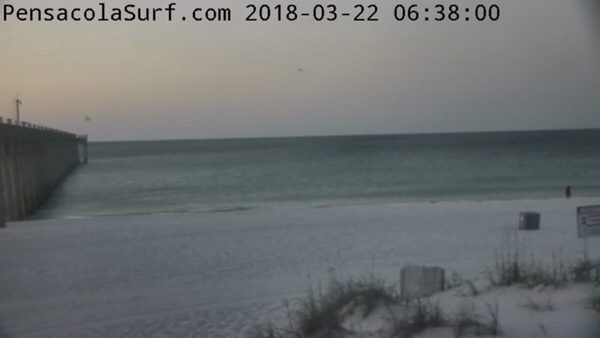 Thursday Morning Beach and Surf Report 3/22/18