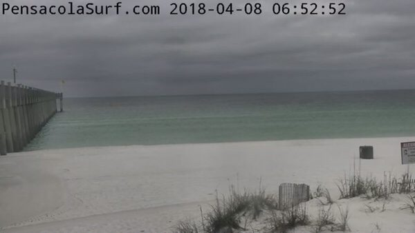 Sunday Morning Beach and Surf Report 4/8/18