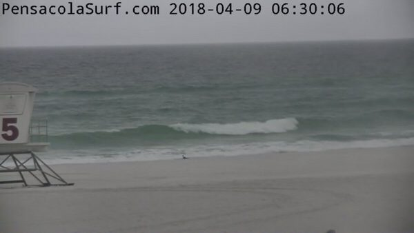 Monday Morning Beach and Surf Report 4/9/18