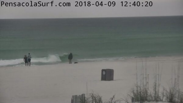 Monday Afternoon Beach and Surf Report 4/9/18